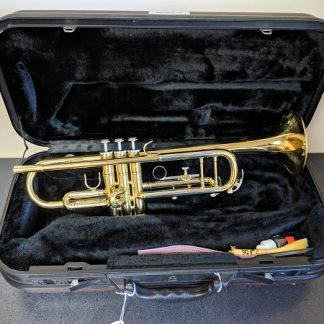 This Accent Trumpet is a nice horn for a beginner trumpet player.