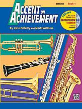HornHospital.com has Accent on Achievement Book 1 - Bassoon