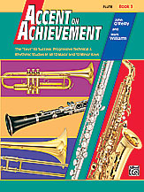 HornHospital.com has Accent on Achievement Book 3 - Flute