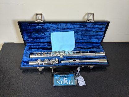 This Armstrong Flute is a Student Level Flute.