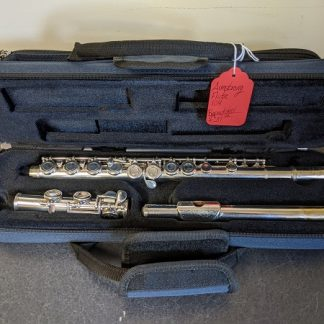 This Armstrong flute would be great for a beginner player!