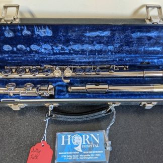 This Artley flute is a good flute for a beginning student.