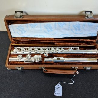 This Artley is a student model flute.