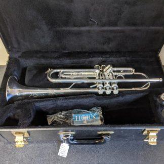 Bach Intermediate Model Silver Plated Trumpet