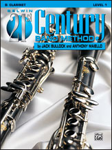 HornHospital.com has Belwin 21st Century Band Method Level 1 - Clarinet