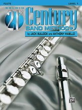 HornHospital.com has Belwin 21st Century Band Method Level 1 - Flute