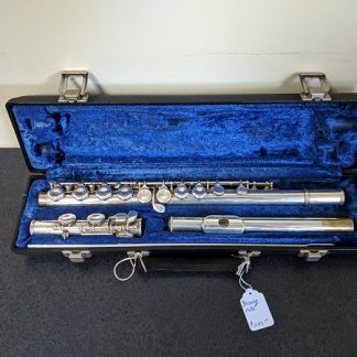 This Blessing is a nice flute for a beginner flutist.
