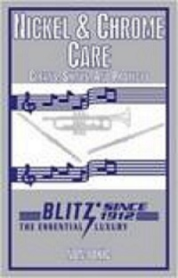 Get the Blitz Nickel and Chrome Cloth at Horn Hospital.