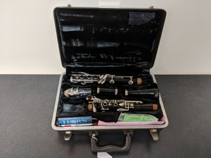 Get this Bundy Clarinet at Horn Hospital music shop.