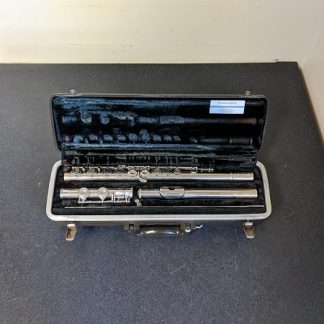 Bundy Nickel-Plated Flute