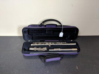 Bundy Nickel-Plated Student Level Flute