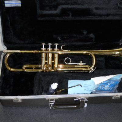 Buy this Bundy Trumpet here at Horn Hospital!!!