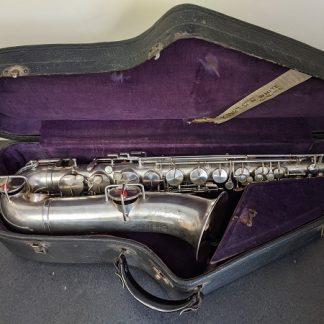 Vintage C Melody Saxophone
