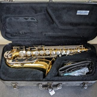 This Conn 21M alto sax would be a great horn for marching band.