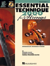 hornhospital.com carries Essential Elements for Strings Book 3 - Cello