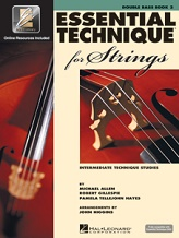 hornhospital.com carries Essential Elements for Strings Book 3 - String Bass