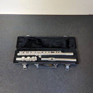 Emerson Silver-Plated Flute