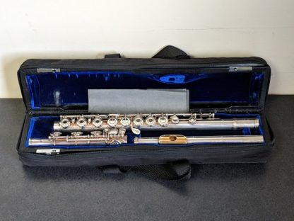 This is a Pro-Model Emerson Flute.