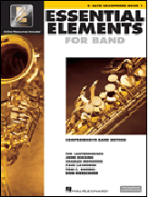 Hornhospital.com has Essential Elements for Band Book 1 - Alto Saxophone