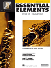 Hornhospital.com has Essential Elements for Band Book 1 - Clarinet
