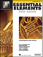 Hornhospital.com has Essential Elements for Band Book 1 - French Horn