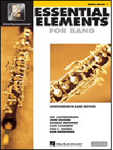 Hornhospital.com has Essential Elements for Band Book 1 - Oboe