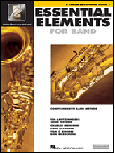Hornhospital.com has Essential Elements for Band Book 1 - Tenor Saxophone