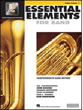 Hornhospital.com has Essential Elements for Band Book 1 - Tuba