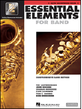 Hornhospital.com has Essential Elements for Band Book 2 - Alto Saxophone