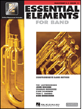Hornhospital.com has Essential Elements for Band Book 2 - Baritone