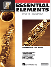 Hornhospital.com has Essential Elements for Band Book 2 - Clarinet