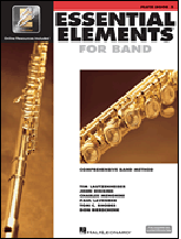 Hornhospital.com has Essential Elements for Band Book 2 - Flute