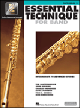 Hornhospital.com has Essential Technique for Band Book 3 - Flute