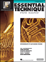 Hornhospital.com has Essential Technique for Band Book 3 - French Horn