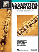 Hornhospital.com has Essential Technique for Band Book 3 - Oboe