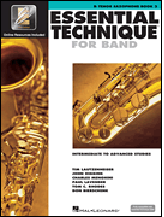 Hornhospital.com has Essential Technique for Band Book 3 - Tenor Saxophone