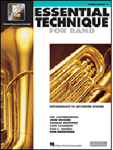 Hornhospital.com has Essential Technique for Band Book 3 - Tuba