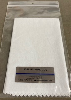 String instrument cleaning cloth sold at Horn Hospital, LLC