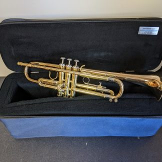 The Getzen 400 trumpet is a nice horn for a student player.