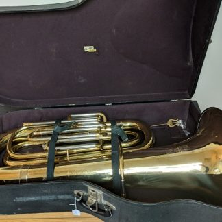 Buy this Chris Kratt Tuba at Horn Hospital!!!