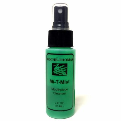 Minty Green Mouthpiece Sanitizer Spray