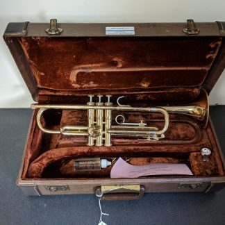 The Olds Ambassador is a nice student level trumpet.