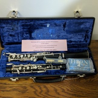 Buy this Olds Oboe at www.hornhospital.com!!!