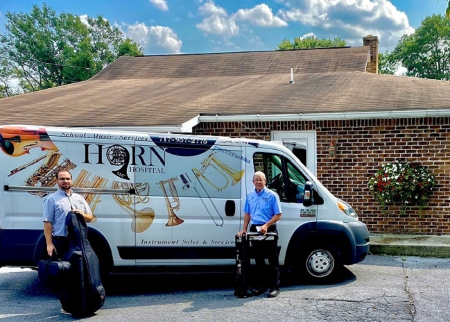 Horn Hospital Provides Free Delivery to Specific School Districts in Southcentral Pennsylvania