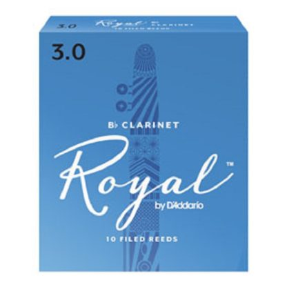 Rico Royal Clarinet Reeds are a higher quality reed for the beginner.