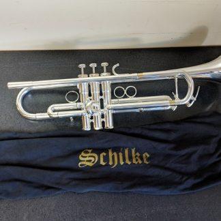 Schilke Silver-Plated Trumpet