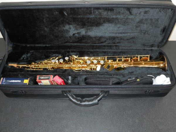 Buy this Selmer La Voix Sax at Horn Hospital.