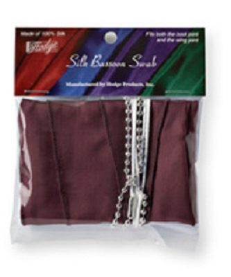 Bassoon Players: Bassoon Swab - Silk