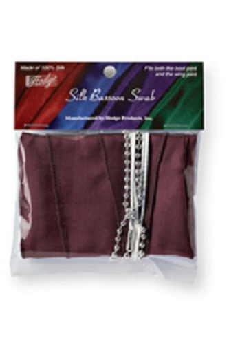 Bassoon Players: Bassoon Swab - Silk