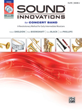 HornHospital.com has Sound Innovations for Concert Band Book 2 – Flute